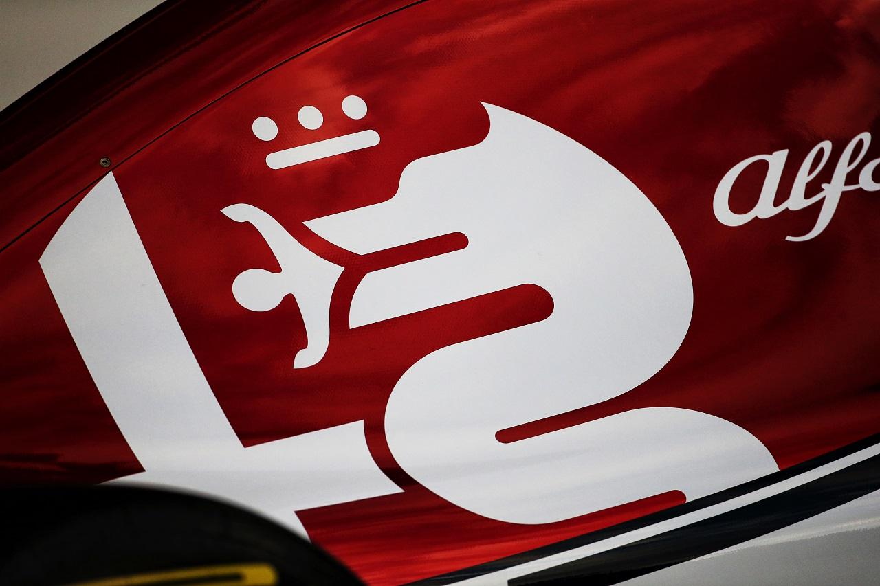 Alfa Romeo Racing. 18.02.2019.