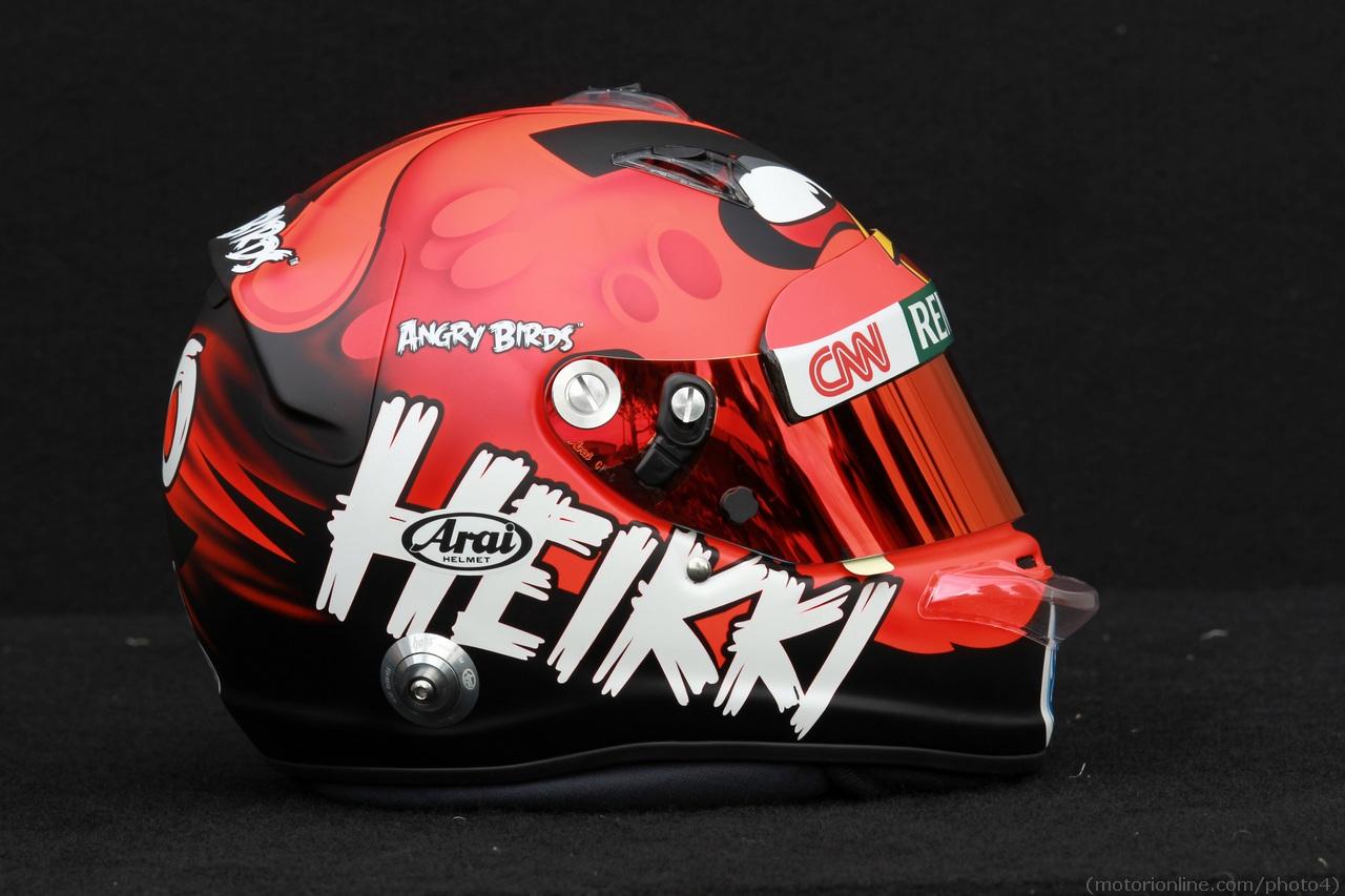 Heikki Kovalainen (FIN) Caterham F1 Team