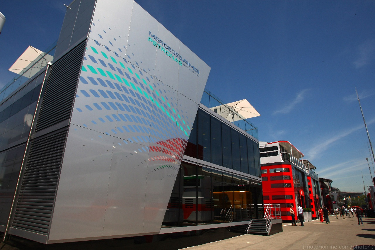 10.05.2012- Mercedes AMG Hospitality