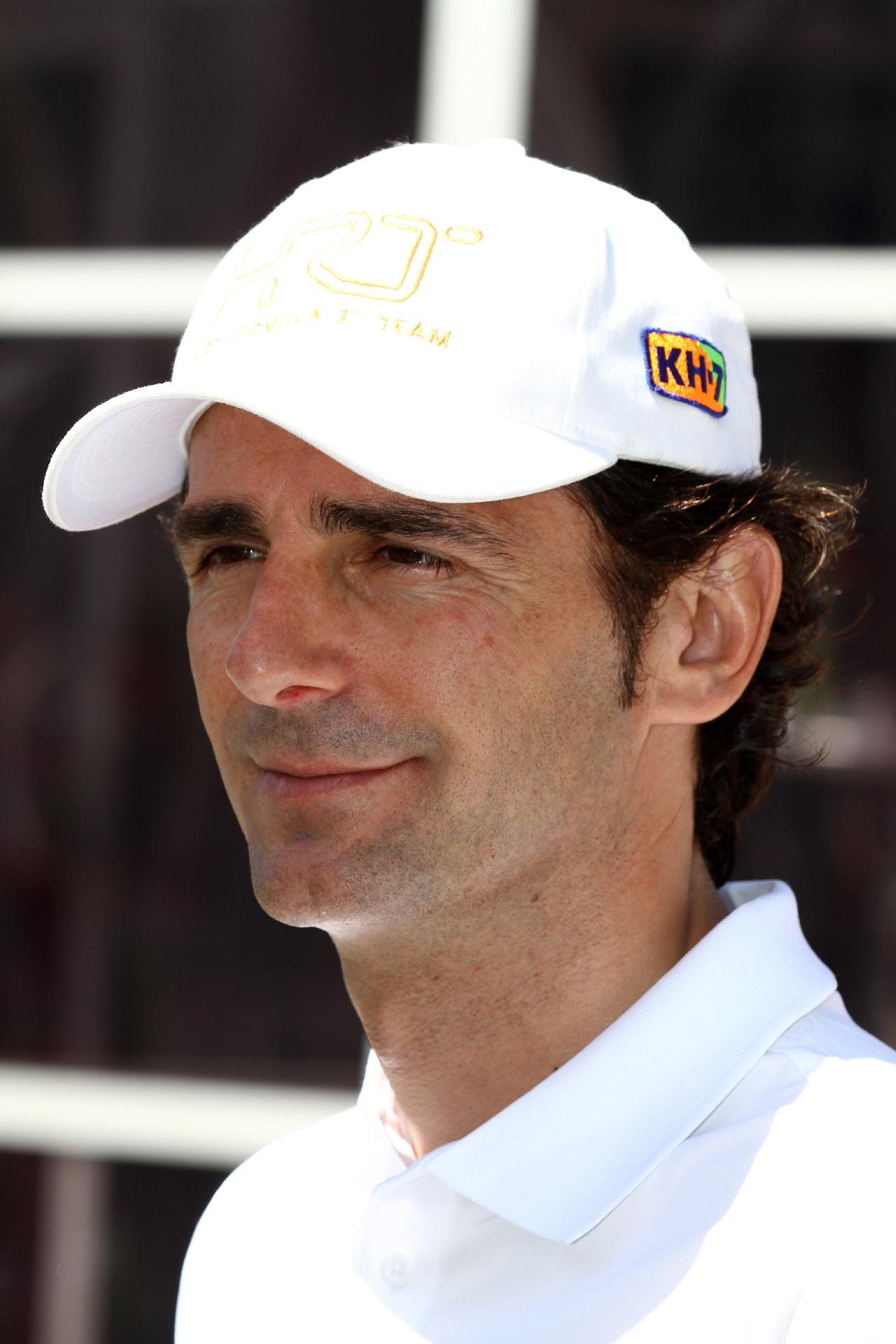 10.05.2012- Pedro de la Rosa (ESP) HRT Formula 1 Team F112