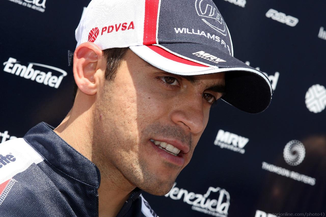10.05.2012- Pastor Maldonado (VEN) Williams F1 Team FW34