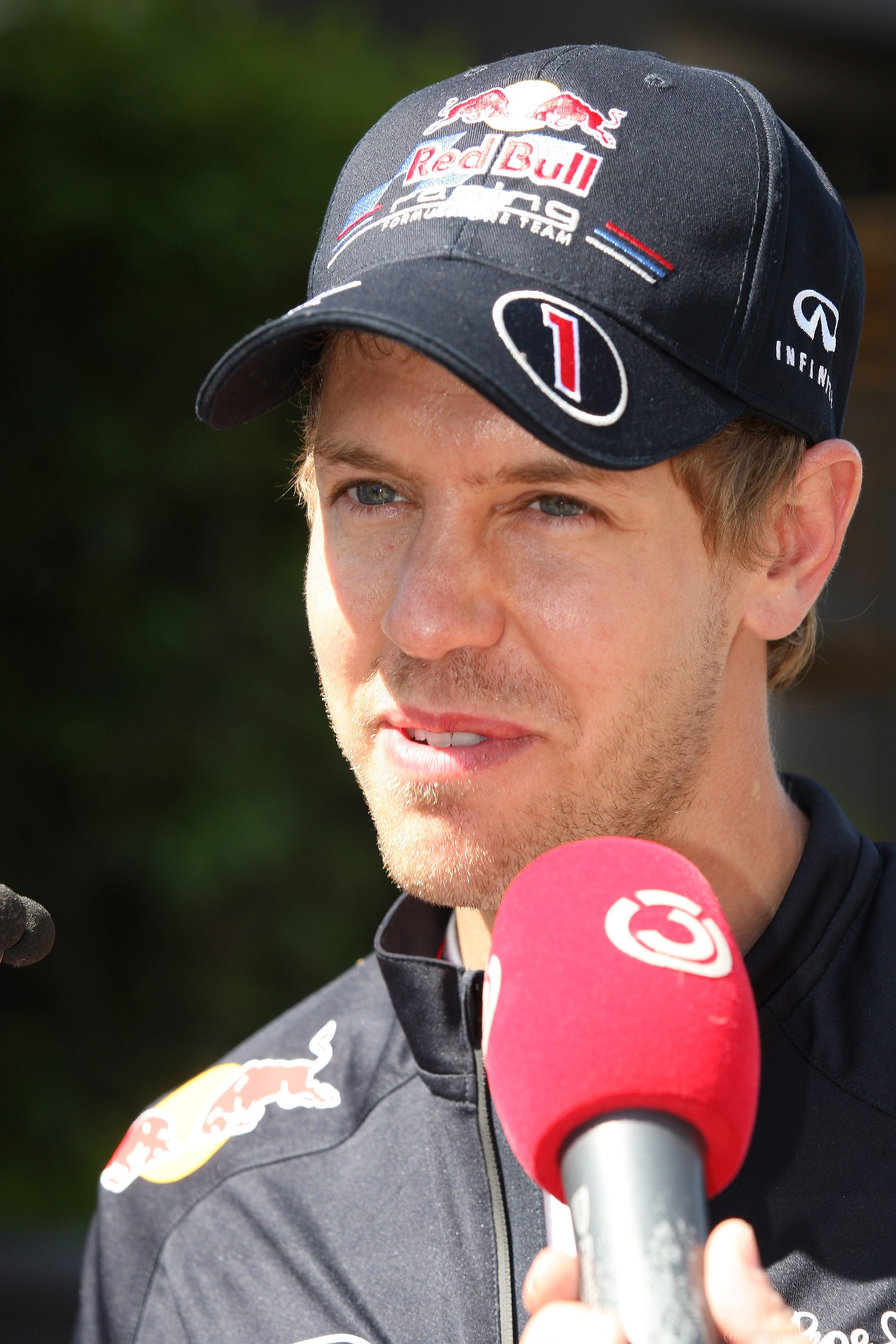 10.05.2012- Sebastian Vettel (GER) Red Bull Racing RB8