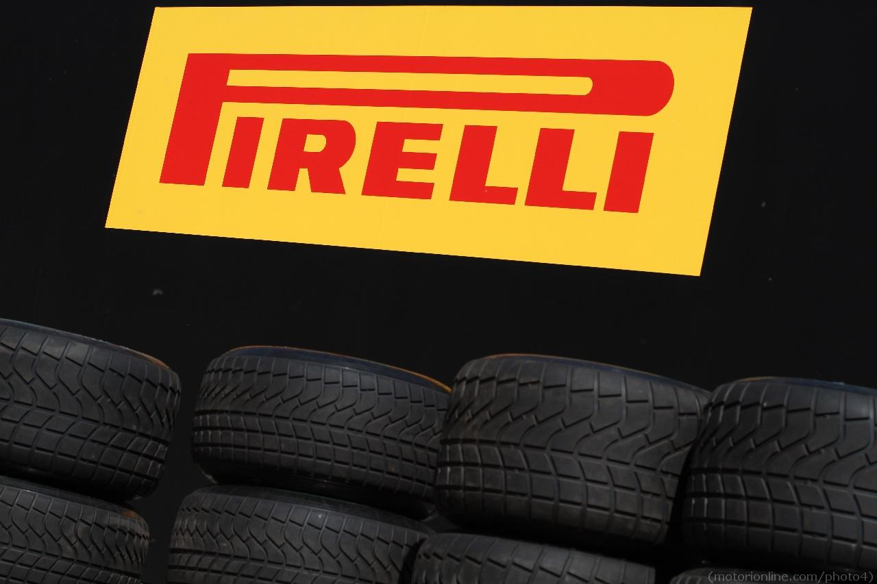10.05.2012- Pirelli Tyres