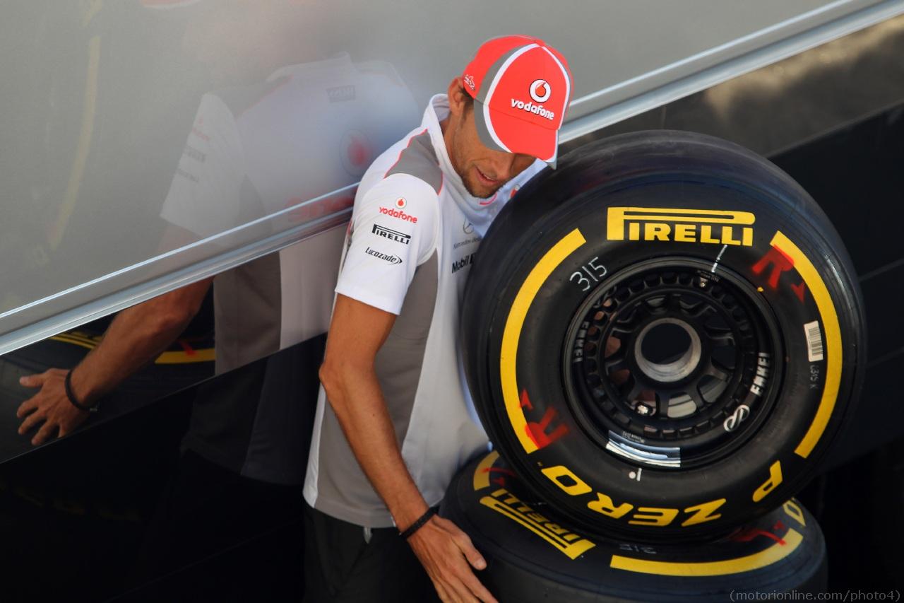 10.05.2012- Jenson Button (GBR) McLaren Mercedes MP4-27