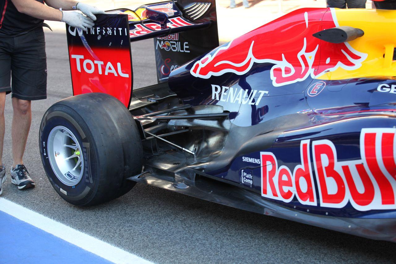 11.05.2012- Free Practice 1, Sebastian Vettel (GER) Red Bull Racing RB8