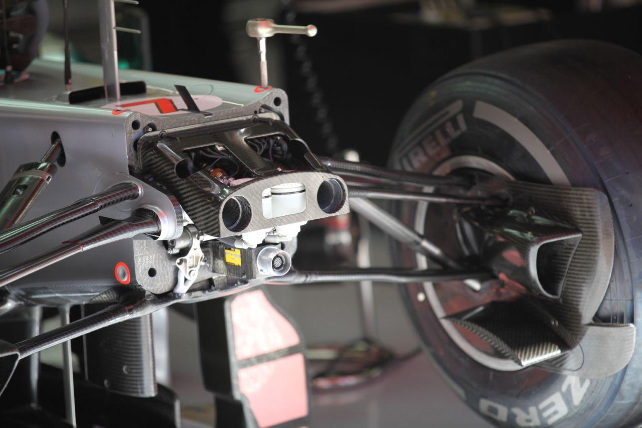11.05.2012- Free Practice 1, Michael Schumacher (GER) Mercedes AMG F1 W03