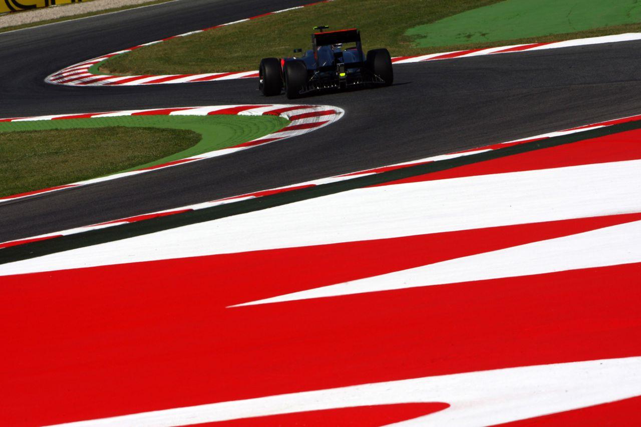 11.05.2012- Free Practice 1, Lewis Hamilton (GBR) McLaren Mercedes MP4-27