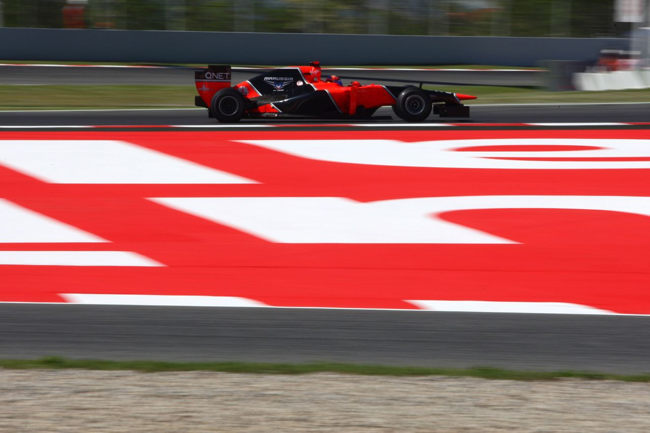 11.05.2012- Free Practice 1, Timo Glock (GER) Marussia F1 Team MR01