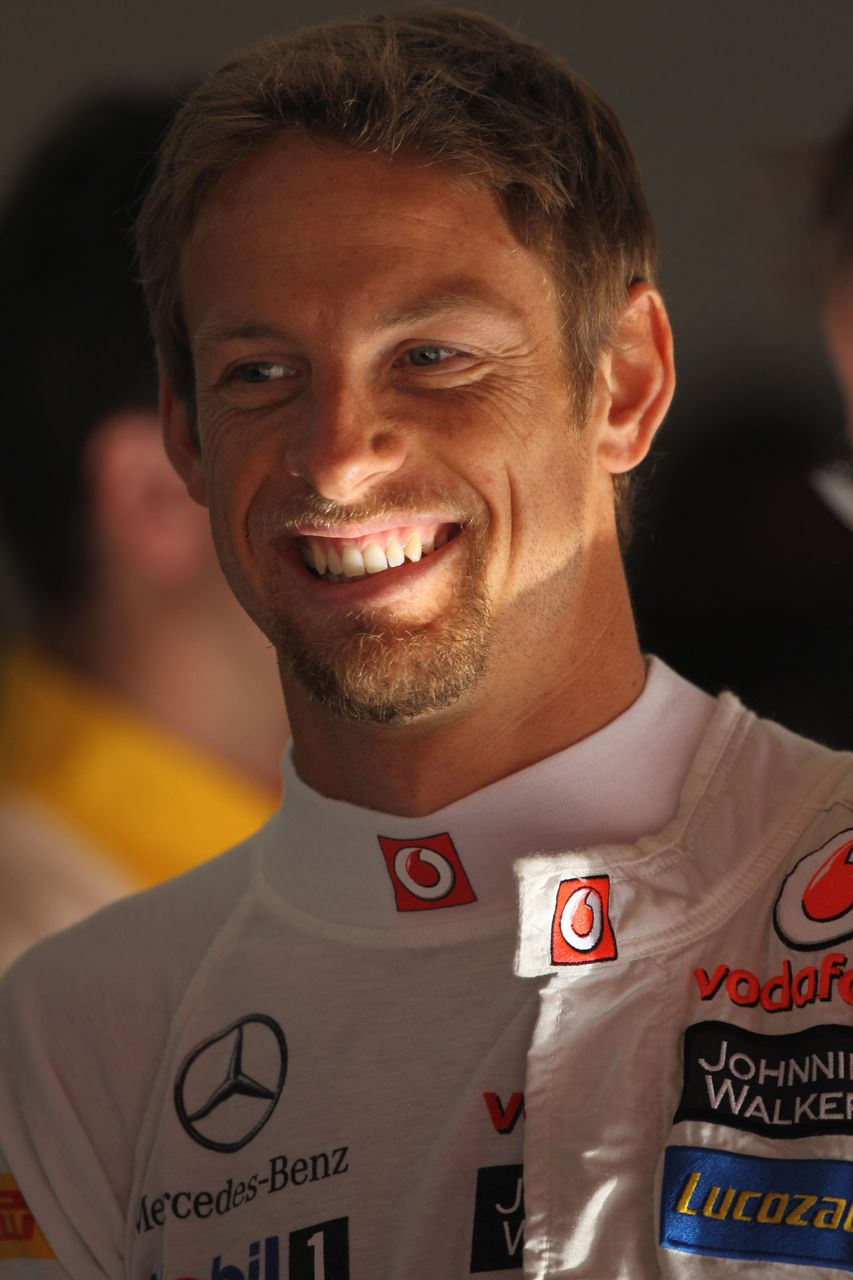 11.05.2012- Free Practice 1, Jenson Button (GBR) McLaren Mercedes MP4-27