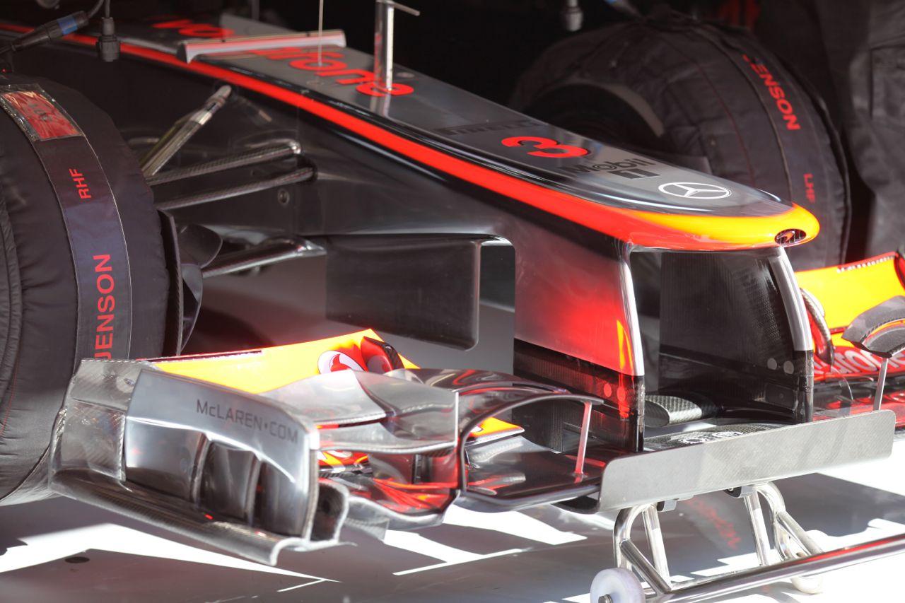 11.05.2012- Free Practice 1, Jenson Button (GBR) McLaren Mercedes MP4-27