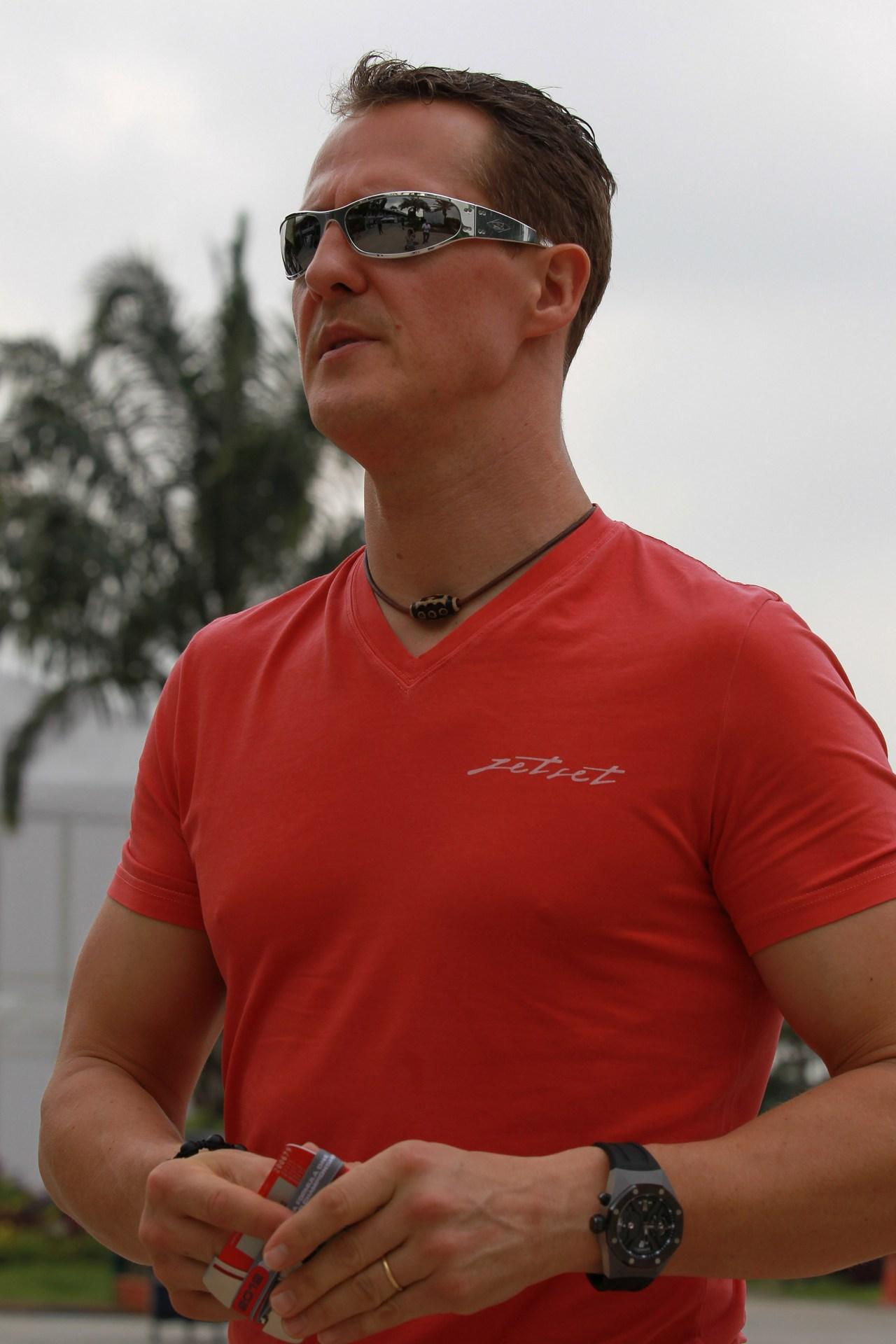 22.03.2012- Michael Schumacher (GER) Mercedes AMG F1 W03