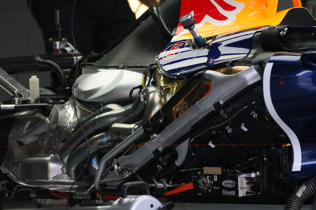 22.03.2012- Red Bull Racing RB8
