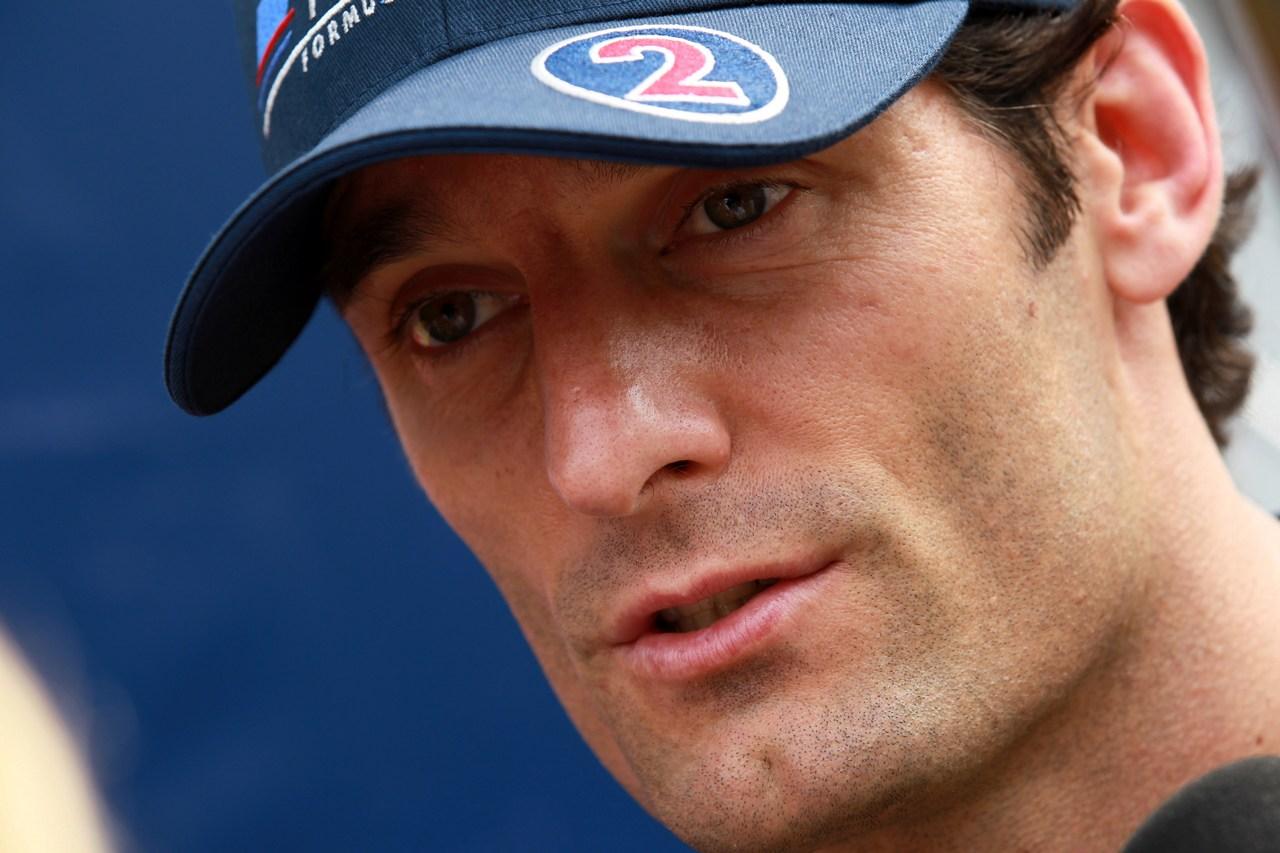 22.03.2012- Mark Webber (AUS) Red Bull Racing RB8