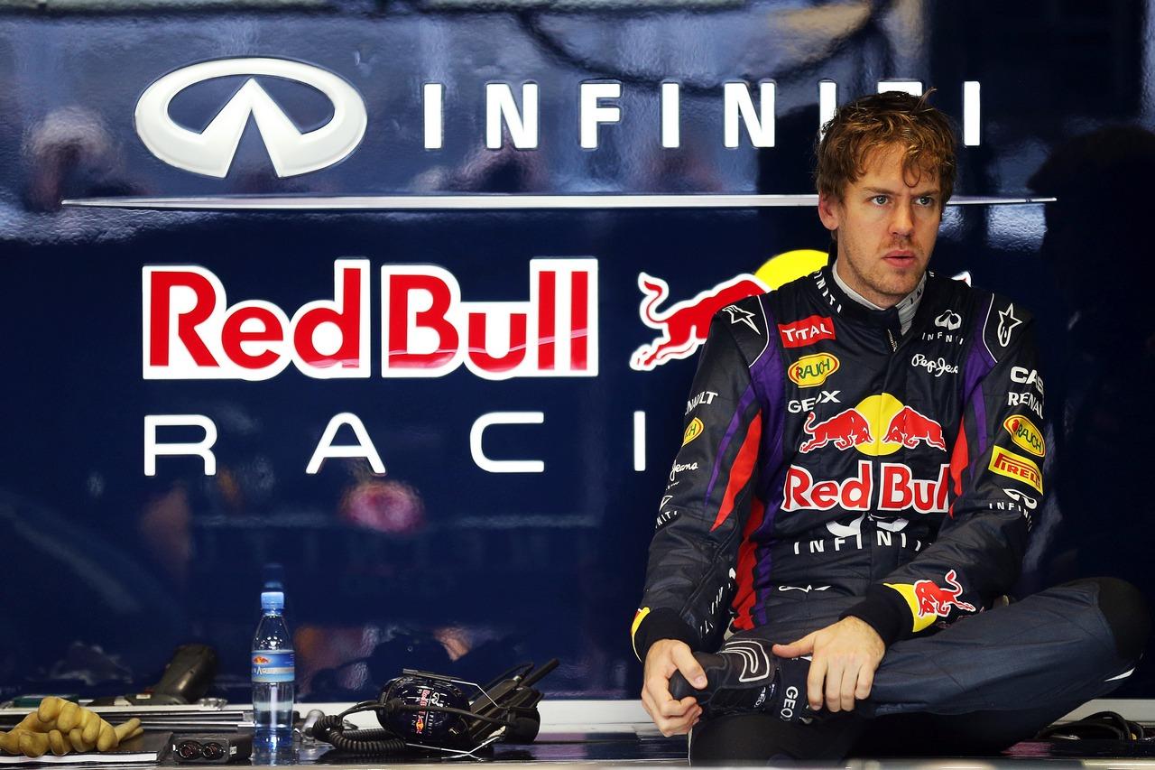 Sebastian Vettel (GER) Red Bull Racing.