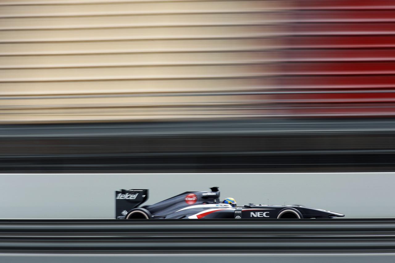 F1 Test a Barcellona, Spagna 19 febbraio 2013