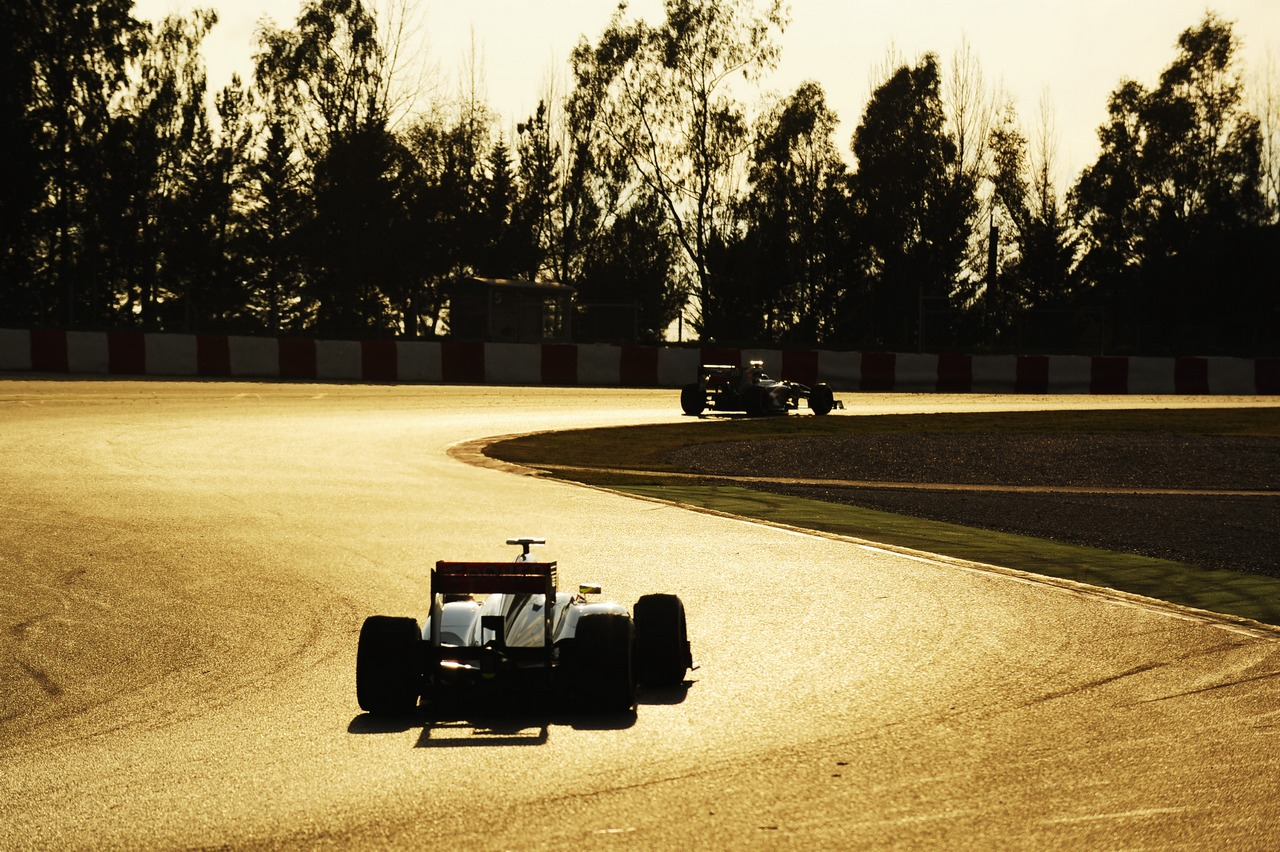 Sergio Perez (MEX) McLaren MP4-28.