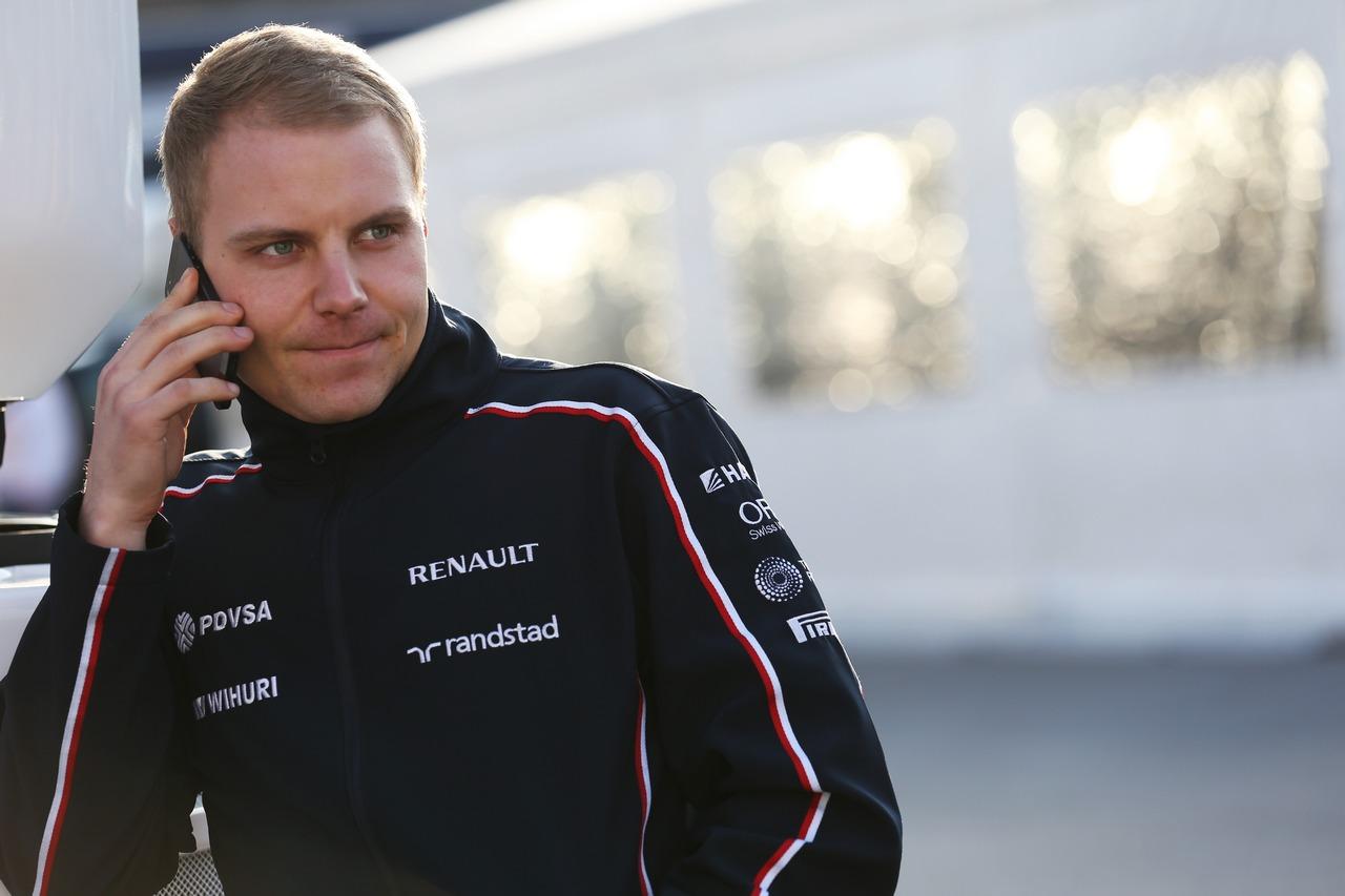 Valtteri Bottas (FIN) Williams.