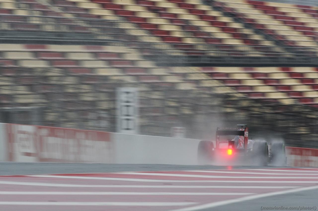 Jean-Eric Vergne (FRA) Scuderia Toro Rosso STR8. 22.02.2013.