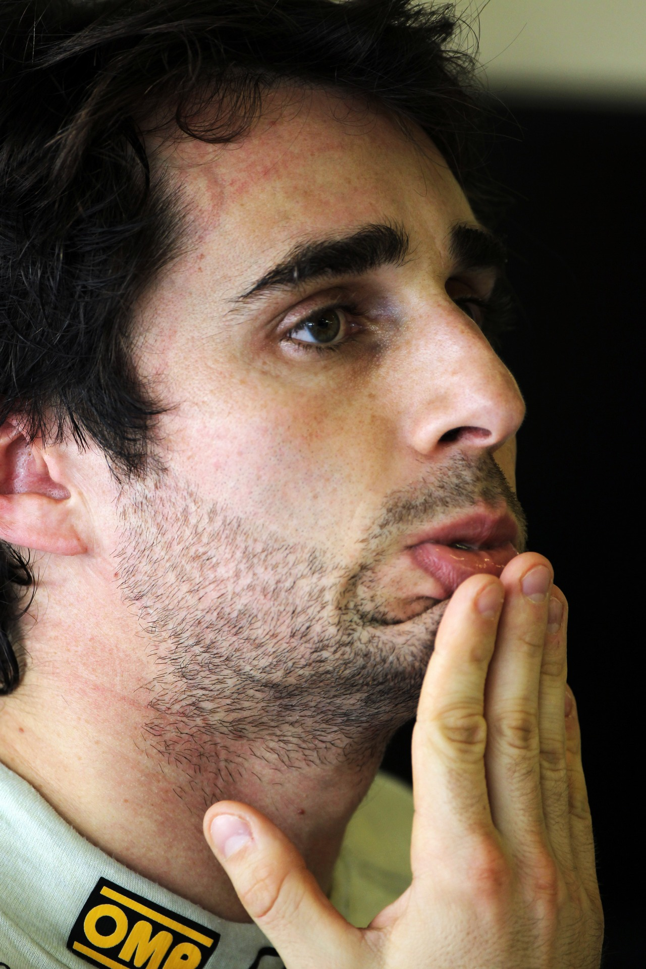 Nicolas Prost (FRA) Lotus F1 E20 Test Driver. 06.11.2012. Formula 1 Young Drivers Test, Day 1, Yas Marina Circuit, Abu Dhabi, UAE.