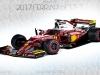 Ferrari F1 2017 rendering