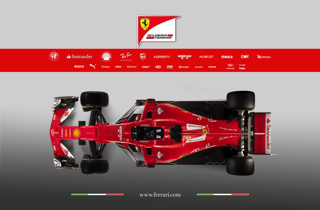 Ferrari SF70H Presentazione