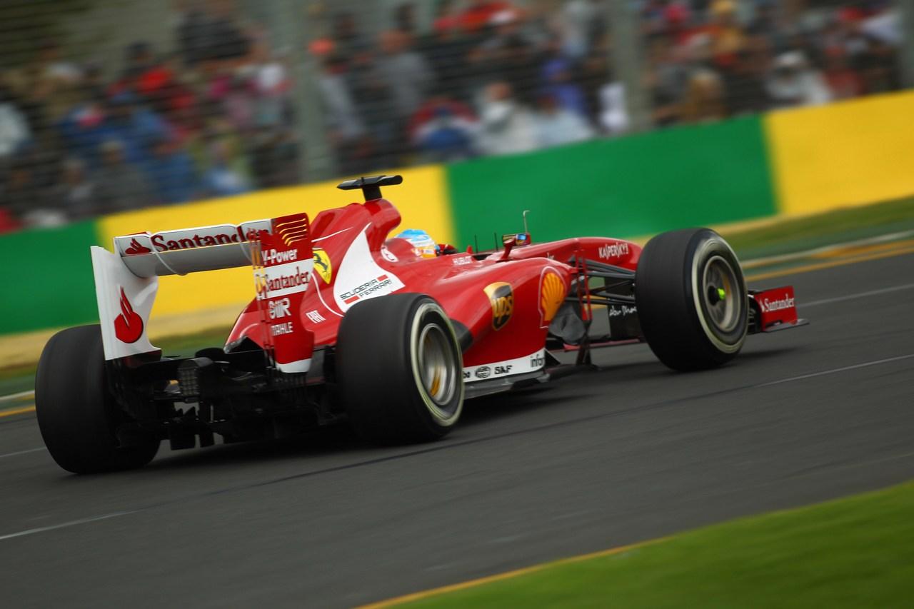 17.03.2013- Race, Fernando Alonso (ESP) Scuderia Ferrari F138