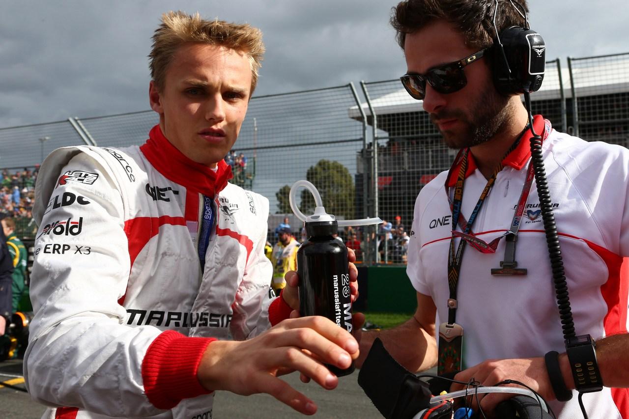 17.03.2013- Race, Max Chilton (GBR), Marussia F1 Team MR02