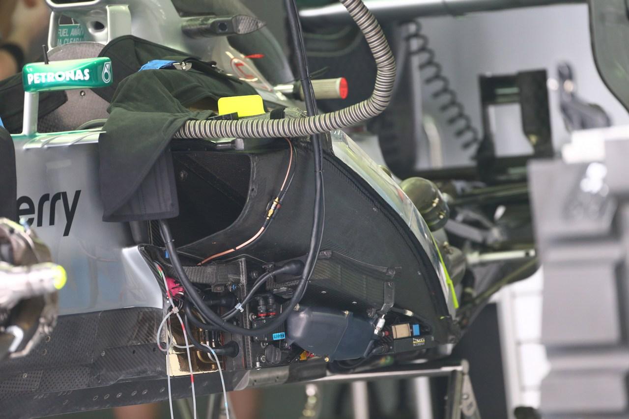 21.03.2013- Nico Rosberg (GER) Mercedes AMG F1 W04