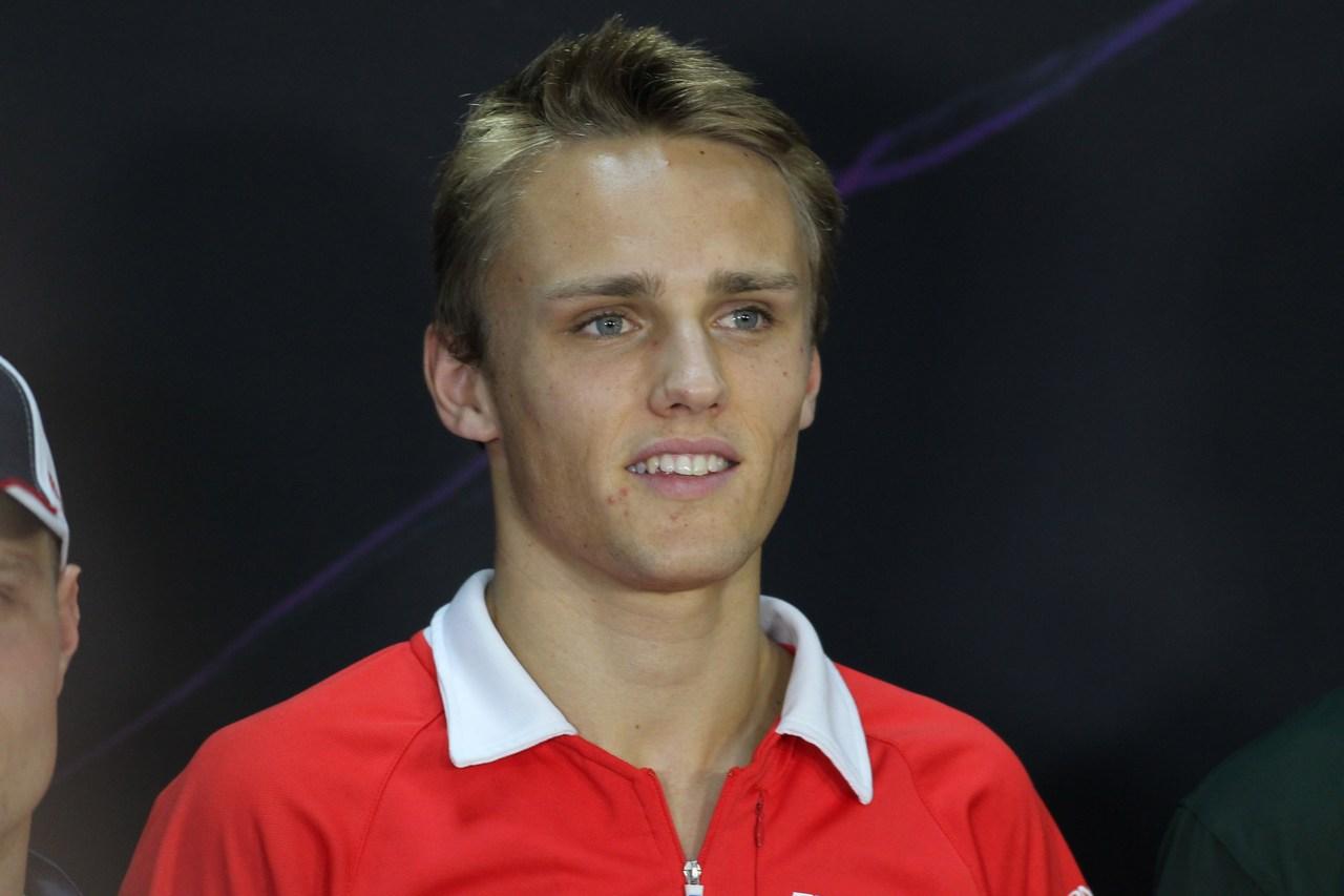 21.03.2013- Max Chilton (GBR), Marussia F1 Team MR02