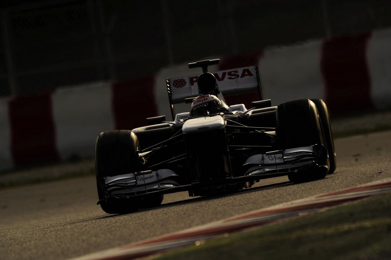 Valtteri Bottas (FIN) Williams FW35. 03.03.2013.