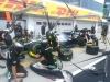GP Ungheria 2019 - Pit Lane giovedì