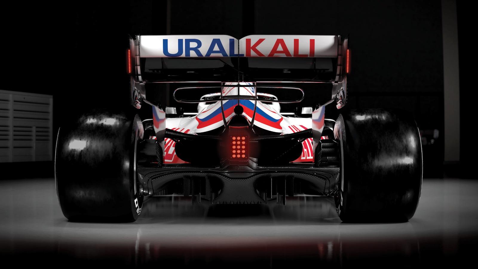 Livrea Uralkali Haas VF21