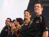 Lotus E20 Presentazione e shakedown a Jerez