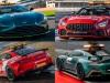 Nuove Safety Car 2021 (Mercedes e Aston Martin