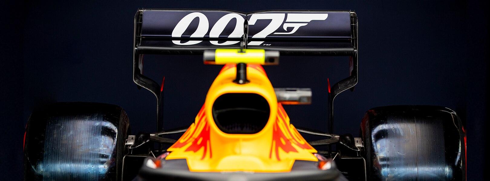 Red Bull RB15 007 - GP Gran Bretagna 2019