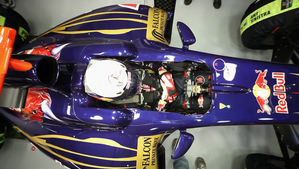 Scuderia Toro Rosso STR7