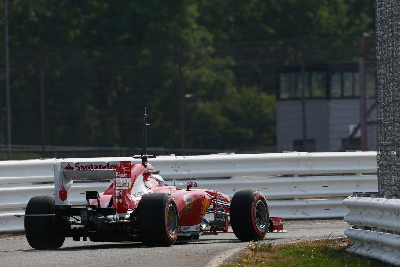 Davide Rigon (ITA) Ferrari F2012 Test Driver.