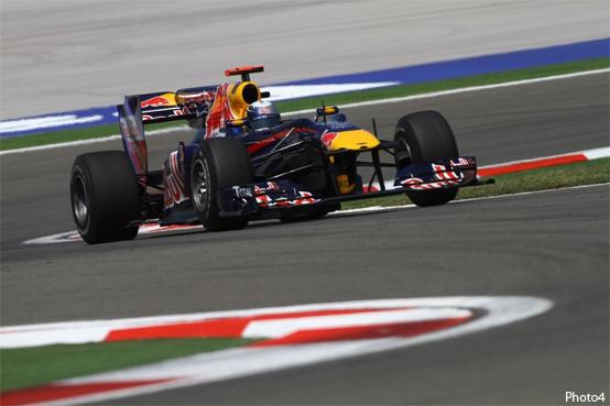 GP Turchia, Prove Libere 3: Vettel il piu' veloce