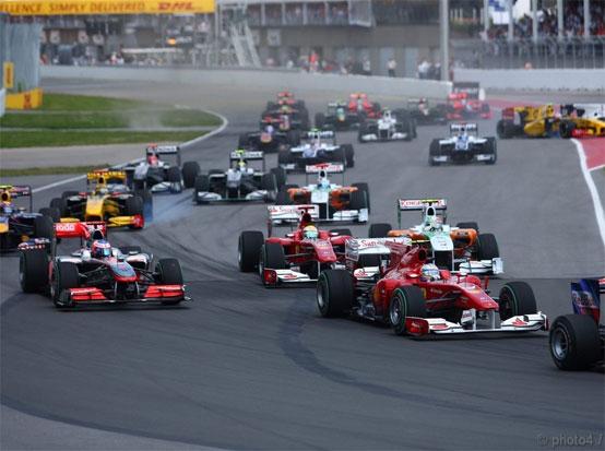 F1 2011: nuovi dettagli sulla nuova ala posteriore regolabile dal pilota