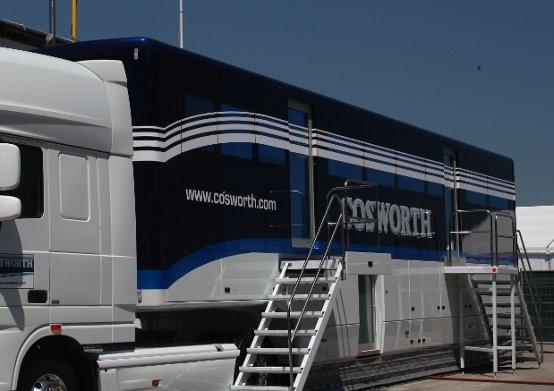 Cosworth prepara i suoi motori per ospitare il Kers