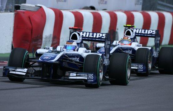 Williams proverà un nuovo condotto F-Duct a Valencia