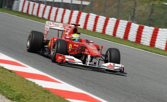 Ferrari F1: A Valencia per rimanere competitivi