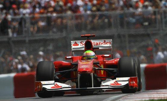 Felipe Massa: Una gara da dimenticare per me