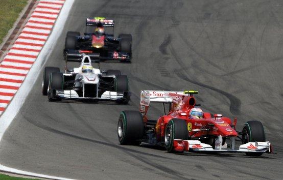Ferrari: Voglia di reagire dopo lo schiaffo di Istanbul