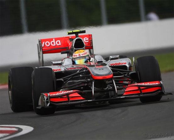 GP Canada, Prove Libere 3: Hamilton riporta la McLaren davanti