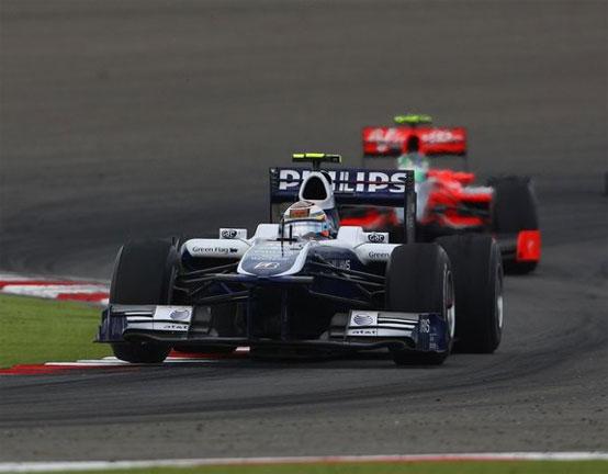 La Williams vuole il KERS obbligatorio per il 2011