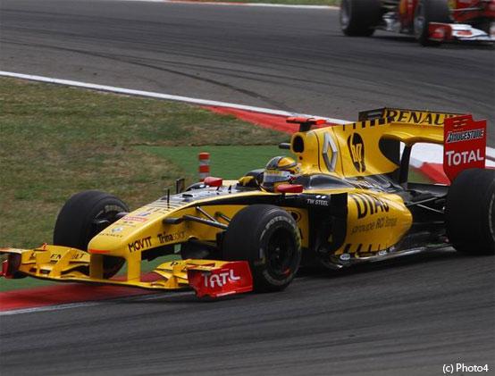 Kubica vede il suo futuro alla Renault