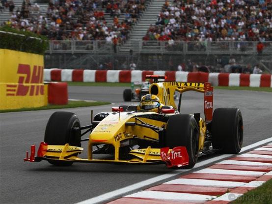 Kubica verso la permanenza in Renault nel 2011