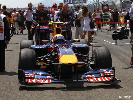 Red Bull: la FIA ha imposto modifiche alla sospensione posteriore in Turchia