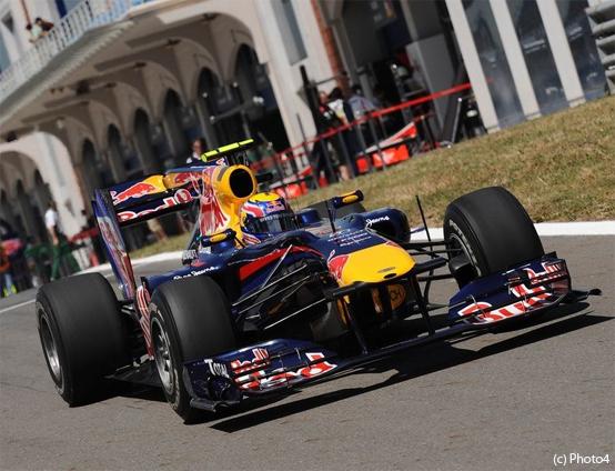 La Red Bull non userà il sistema F-duct a Montreal